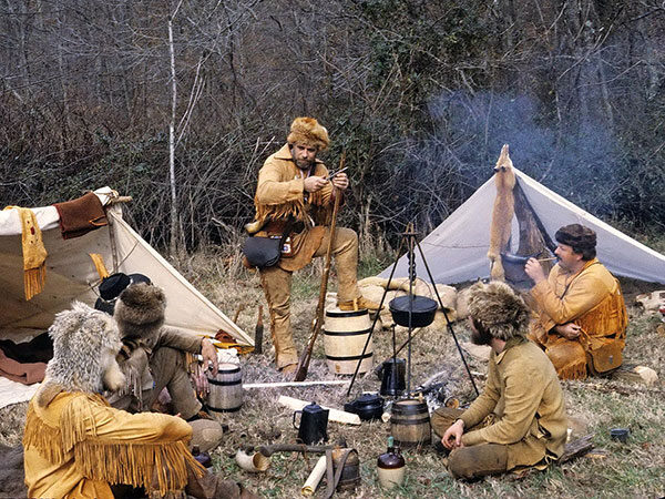 DID LEWIS AND CLARK REALLY — USE A CAST IRON DUTCH OVEN