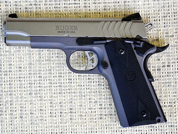 THE NEW 9MM RUGER SR1911