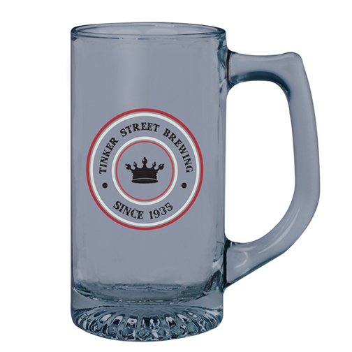 Printed beer mug