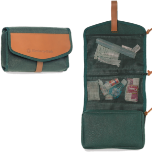 Tri-fold carry case