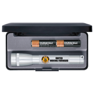 Maglite with case