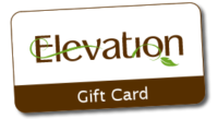 Elevation Gift Card