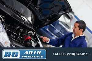 The Best Ford Repair Experts In Tulsa | We Have Years Of Training