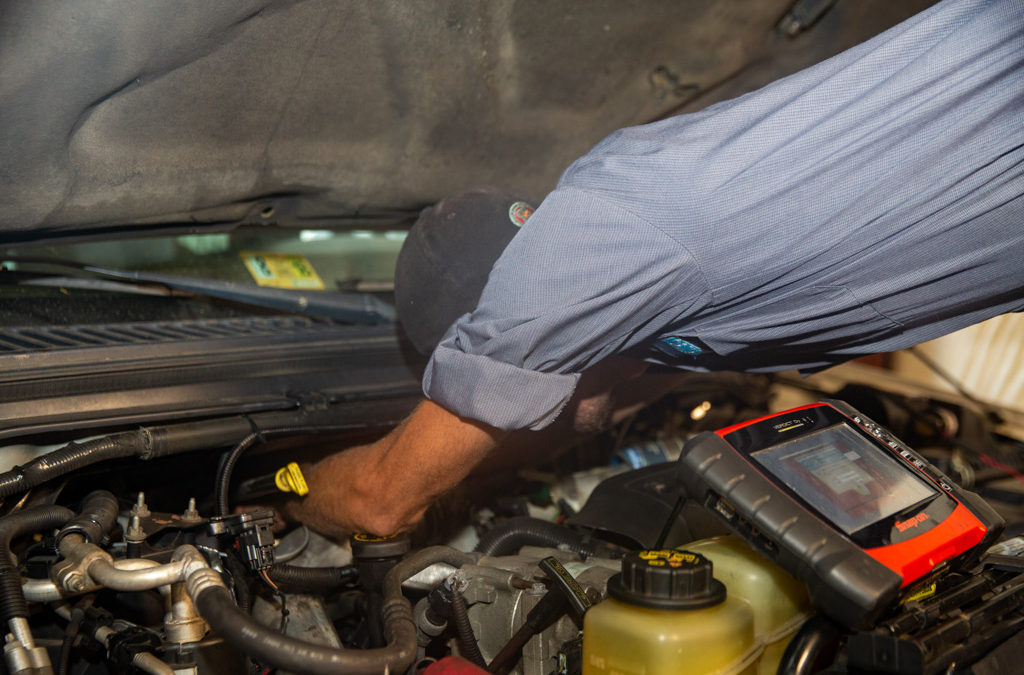 Master Tech Tulsa Ford | We Are The Best Auto Repair Service