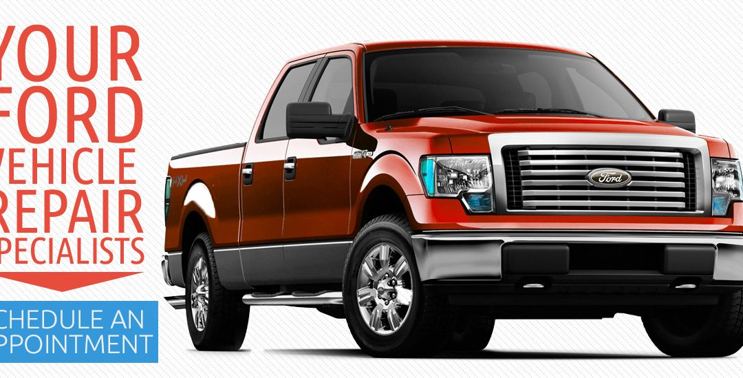 F150 Truck Repair Tulsa | Found Here In Tulsa Only.
