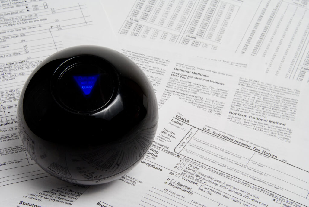 Pros and Cons and Filing Your Taxes Early
