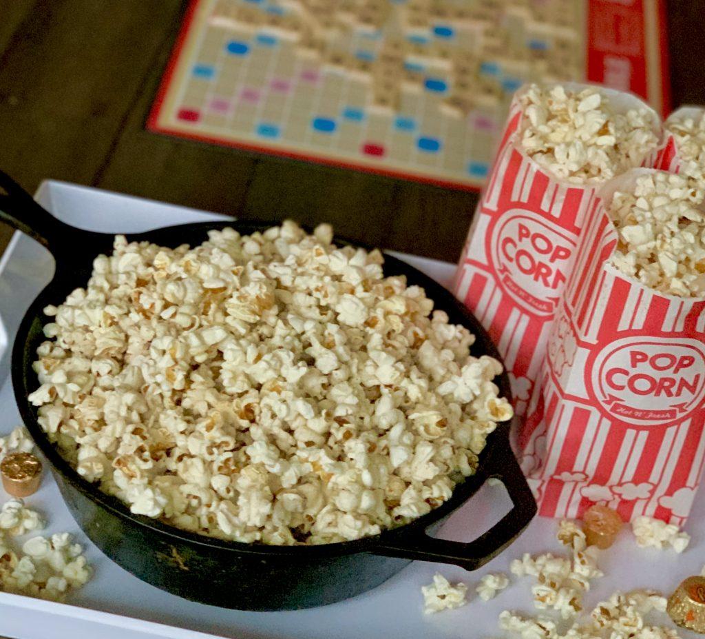 Perfect Movie Popcorn