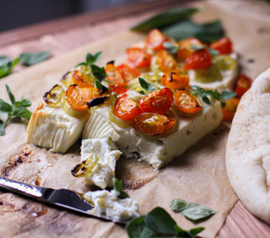 Grilled Greek Feta