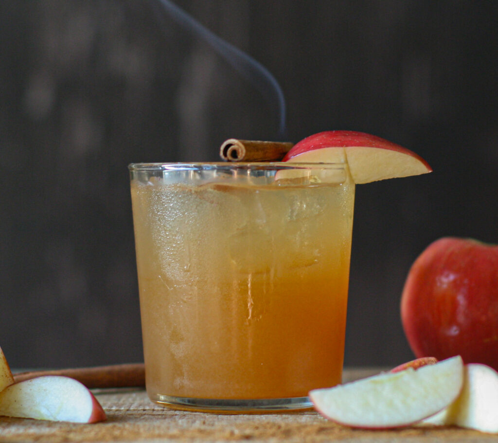 Apple & Honey Old Fashioned