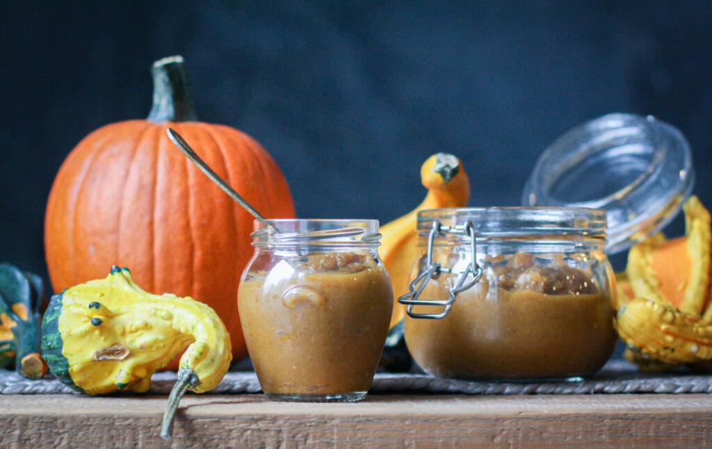 Easy Homemade Pumpkin Butter
