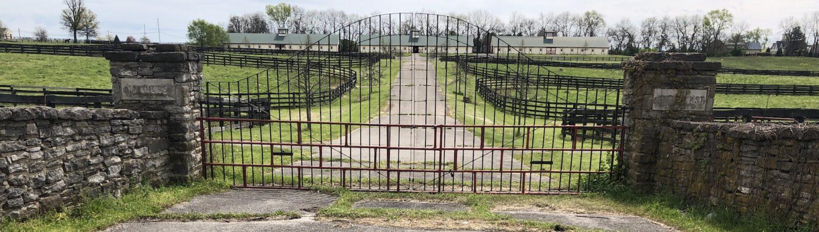 Old Gates of Almahurst