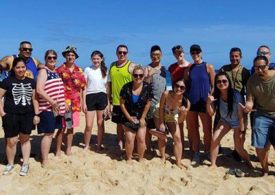 banzai-beach-group