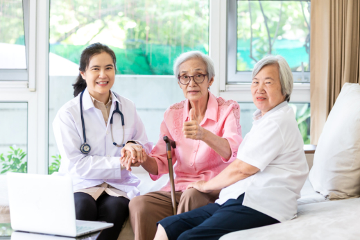 Senior Care: How Important are Doctor's Checkups?