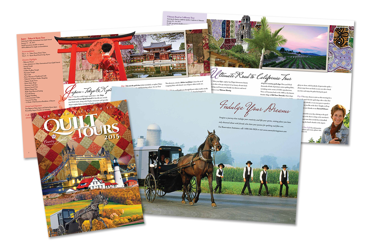 Country Heritage Tours Catalog