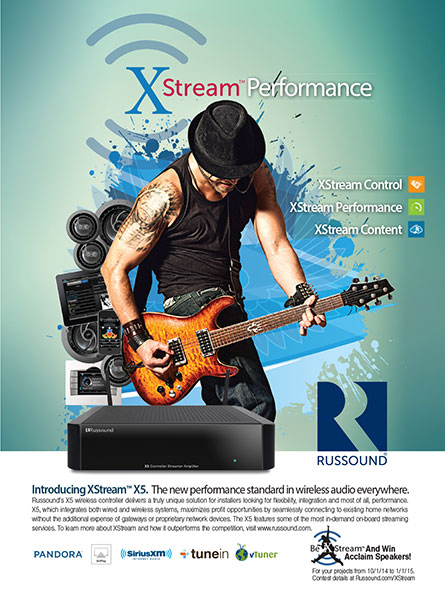 Russound-Xtreme Guitar