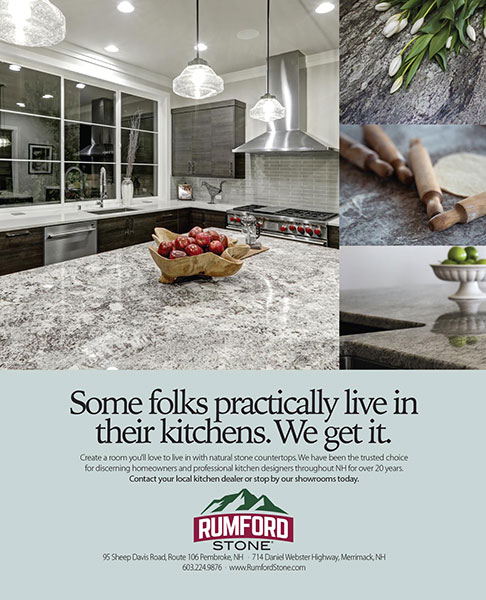 Rumford Stone-Kitchen