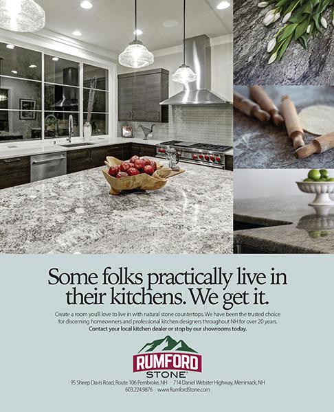 Rumford Stone-Kitchen