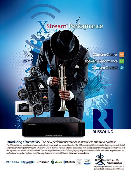 Russound-Xtreme Jazz