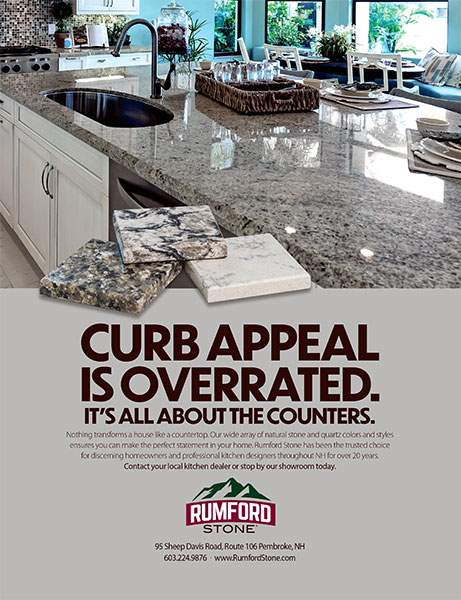 Rumford Stone-Curb Appeal