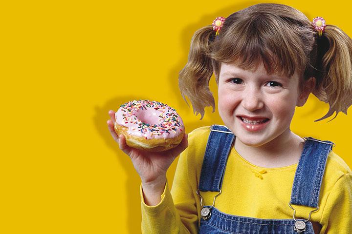 Sullivan Tire-Donut Girl