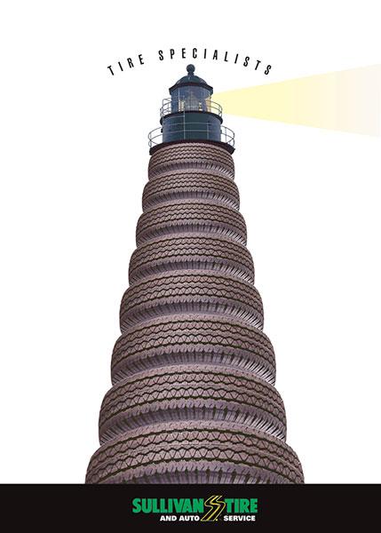 Sullivan Tire-Lighthouse