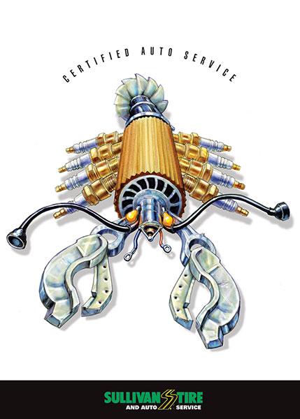Sullivan Tire-Lobster