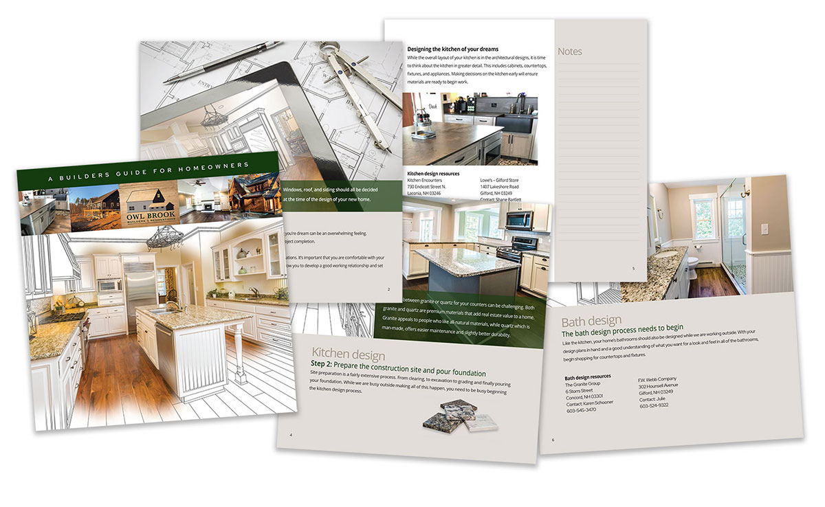 Owlbrook Builders and Renovations