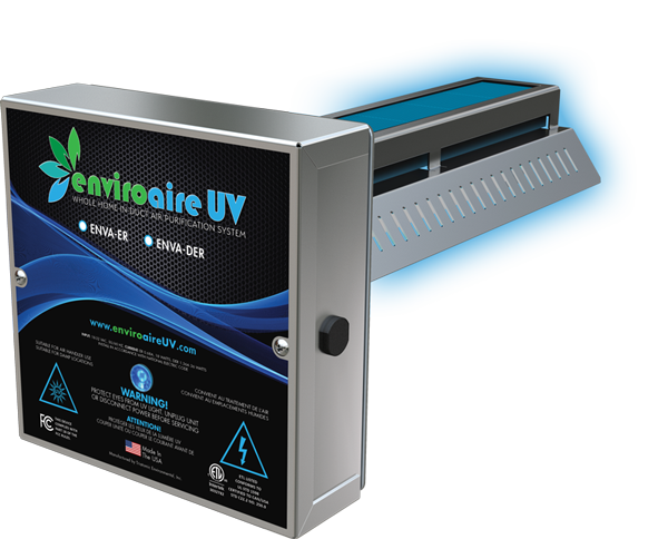 UV Whole Home Induct Air Purification