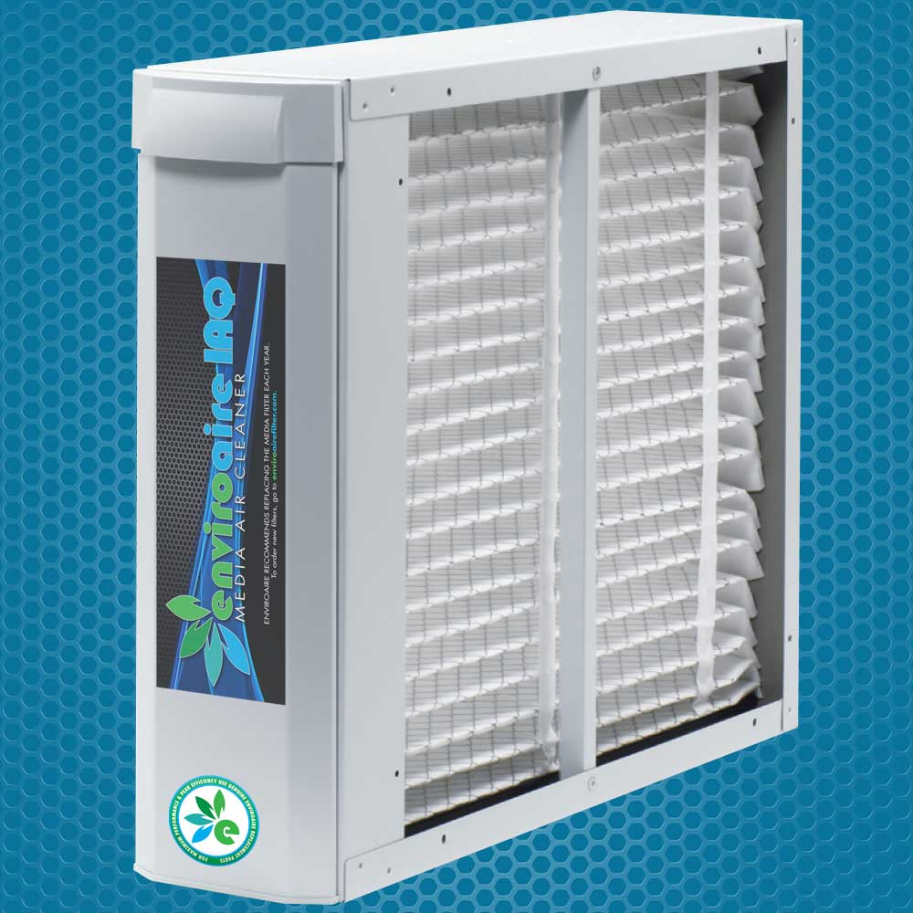 """EnviroAire IAQ 5"""" Media Air Cleaner"""