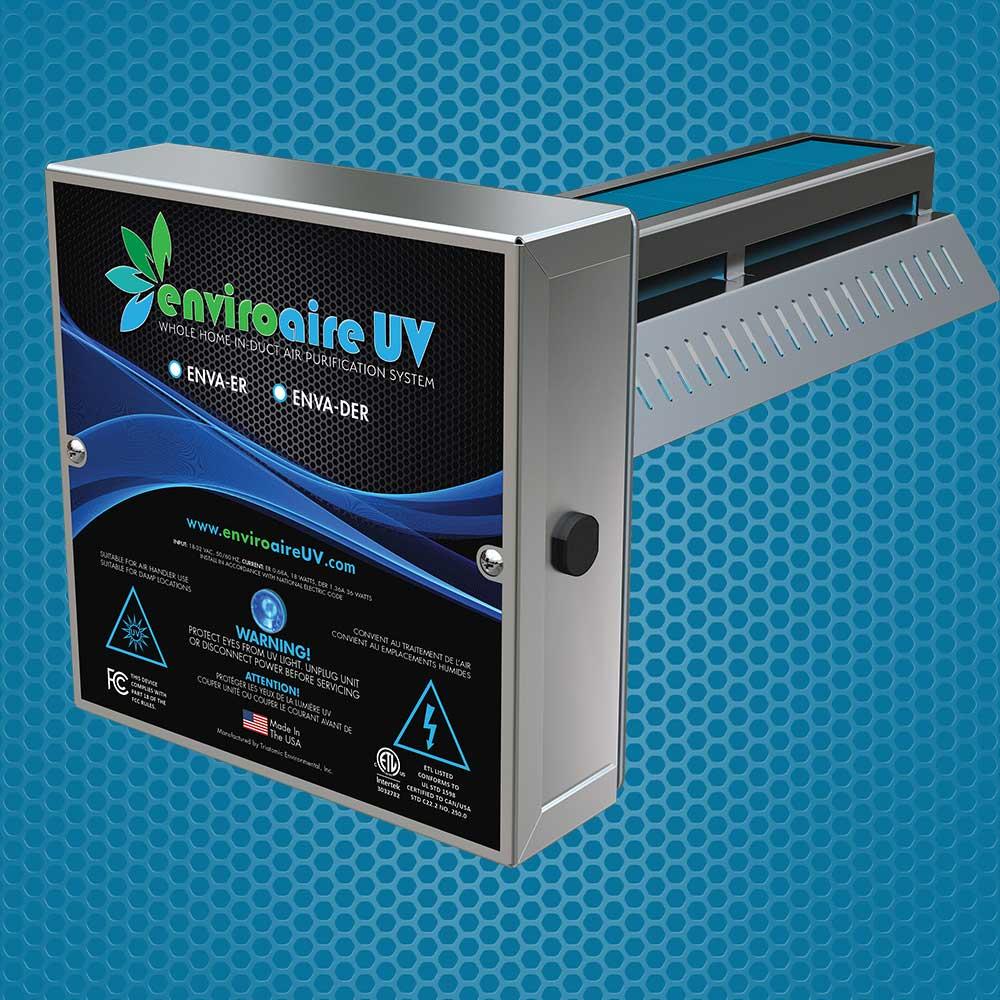 EnviroAire IAQ UV Air Purifier