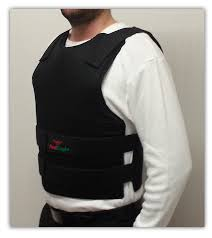 Using Vests as Protection From Weapons