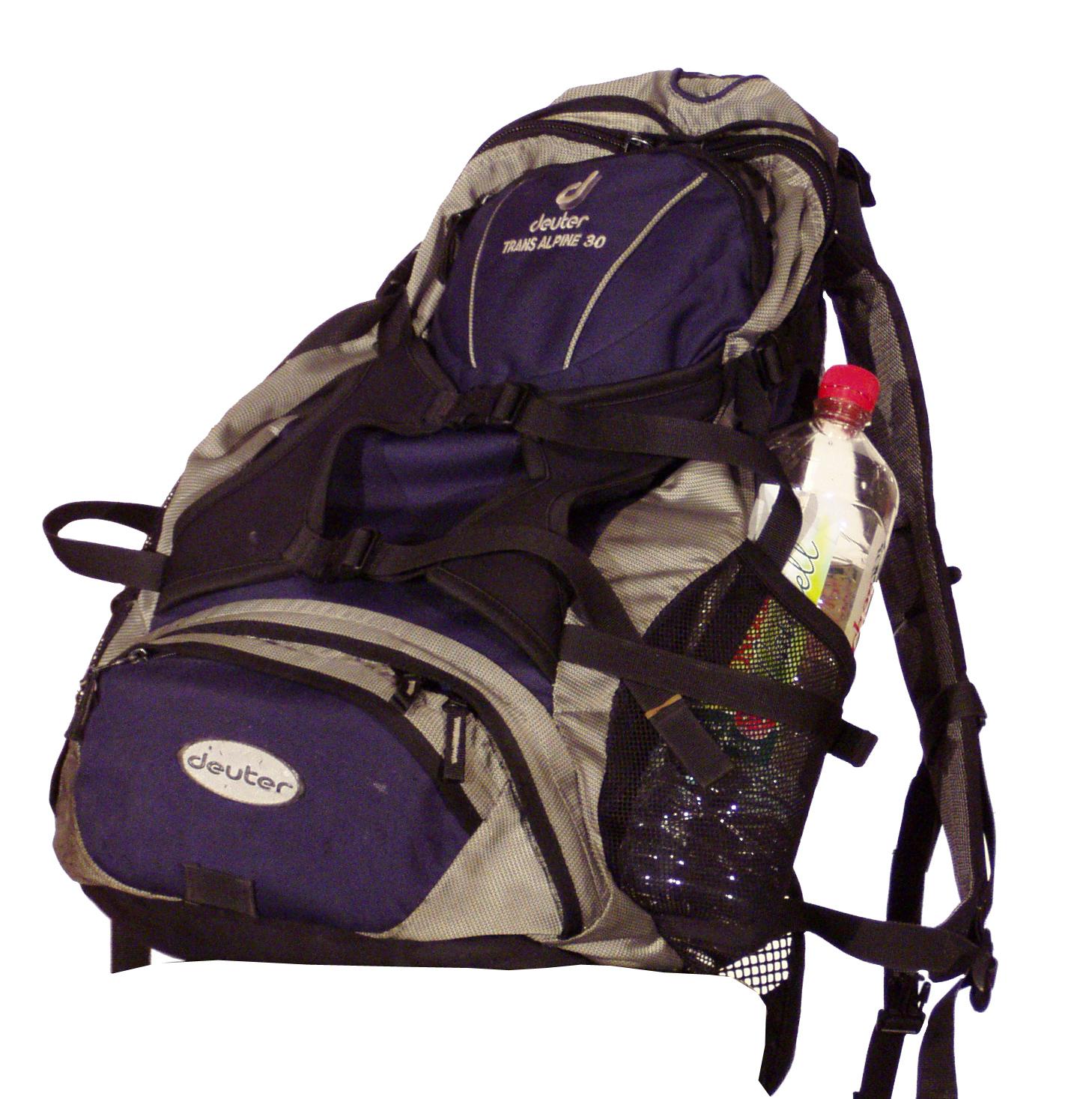 Preparing a Get-Home Bag
