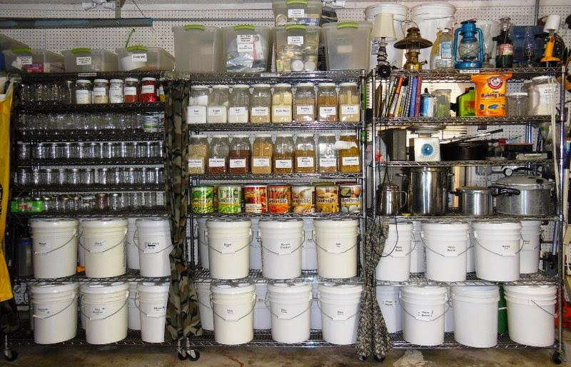 Just in Case: Long Term Food Storage Must-Haves