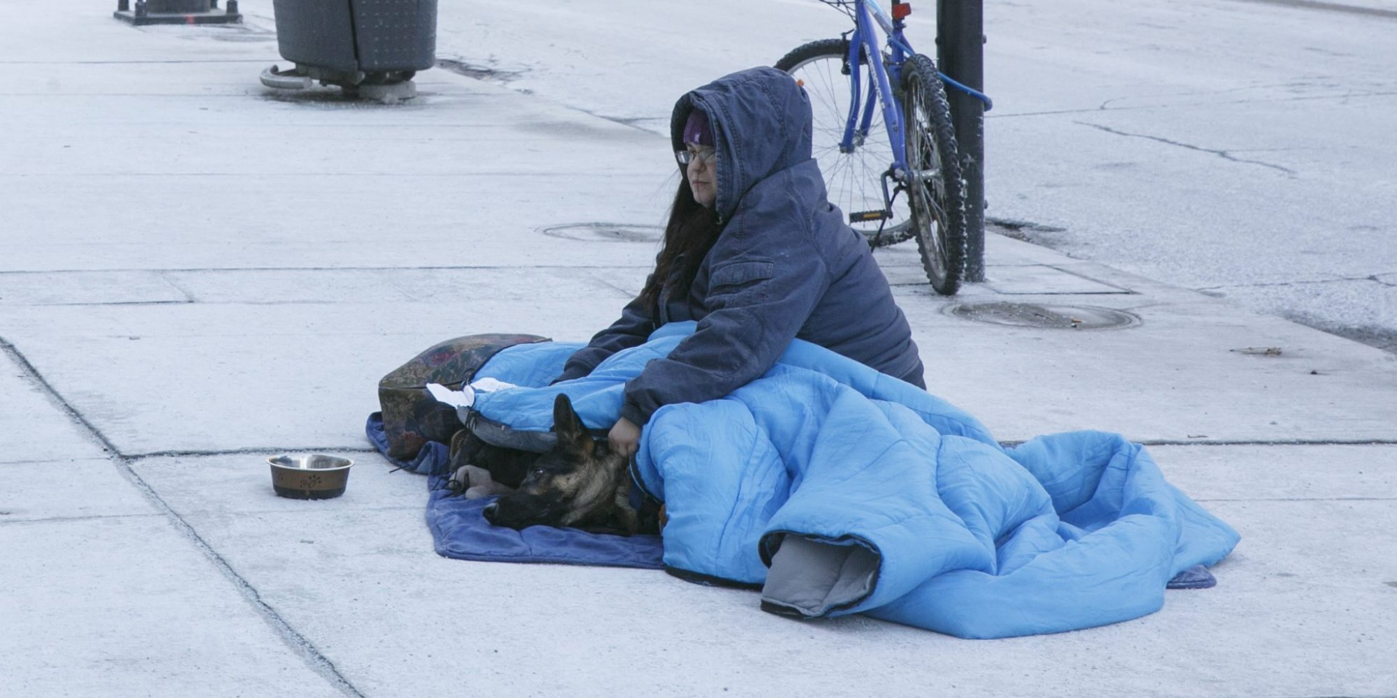 Thumbnail for the post titled: 6 Vital Survival Tips we can Learn from the Homeless