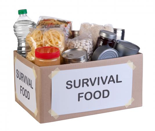 Thumbnail for the post titled: The 3 Best Kinds of Survival Food to Stock Up for Emergencies