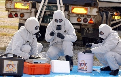 Chemical Weapons Released in Japan