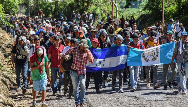 Facing the Impending Migrant Invasion