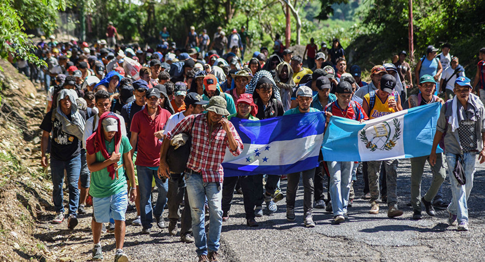 Thumbnail for the post titled: Facing the Impending Migrant Invasion