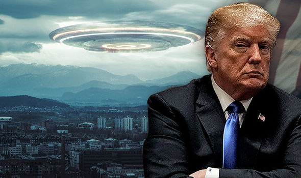 Thumbnail for the post titled: Is Trump's Space Force Preparing for an Alien Invasion?