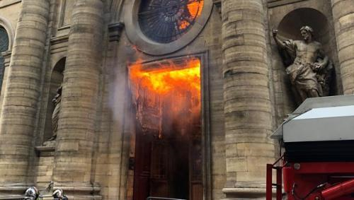 France 2019: Record High Number Catholic Churches Are Being Desecrated