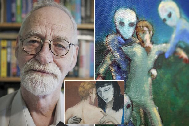 Thumbnail for the post titled: Aliens Abducting Humans – for SEX!