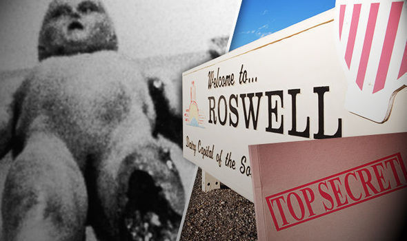 Thumbnail for the post titled: Before Roswell There Was Another Crash With Alien Bodies