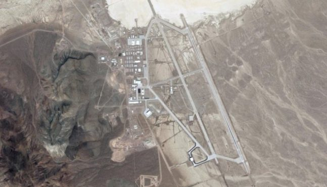 Forget Area 51, Have You Heard of Area 122?