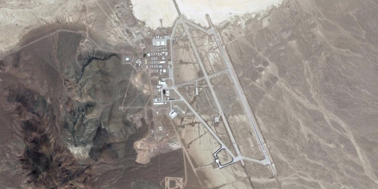 Thumbnail for the post titled: Forget Area 51, Have You Heard of Area 122?