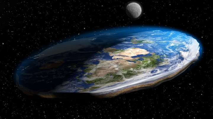 Thumbnail for the post titled: Expedition Planned to Prove the Earth Is Flat
