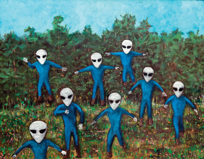 Thumbnail for the post titled: Have We Been Searching for ET the Wrong Way?