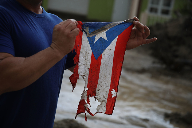 Thumbnail for the post titled: Trump Blames Puerto Rican Officials for Squandering Billions in Disaster Funds