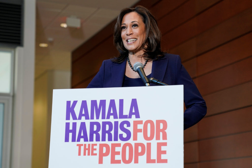 Thumbnail for the post titled: Kamala Harris' Hopes for the White House Waning