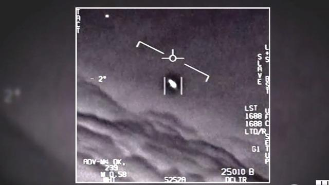 Rise In UFO Sightings By US Military Pilots