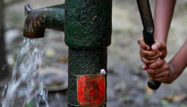 Remove Deadly Arsenic From Water